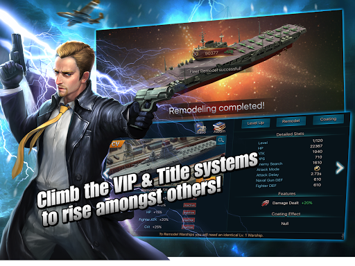 Warship Commanders 1.0.12 5