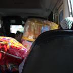 W autobusie do Maam było bardzo ciasno!