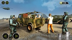 OffRoad US Army Helicopter Prisoner Transport Gameのおすすめ画像2