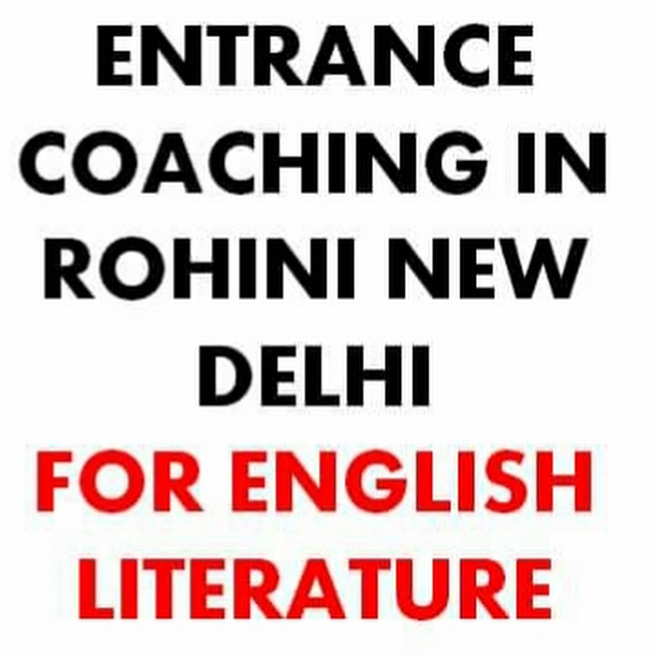 English Coaching 11th 12th BA MA DU SOL IGNOU UGC NET