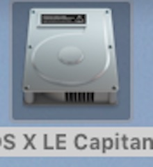 11 My hard drive icon