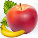 Health Diet Foods Fitness Help icon