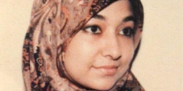Dr Aafia Siddiqui Wanita Islam Yang Ditangkap Dan Diseksa AS.jpg