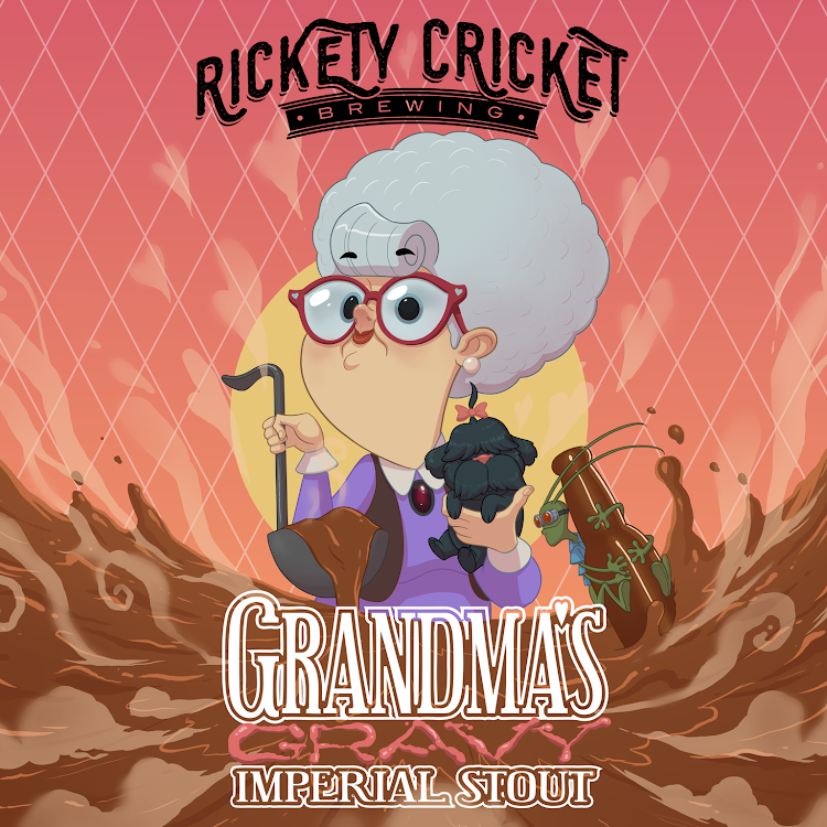 Grandma S Gravy From Rickety Cricket Brewing Available