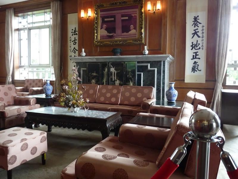 TAIWAN.Taipei Yangminshan, une des résidences de CKS - P1110896.JPG