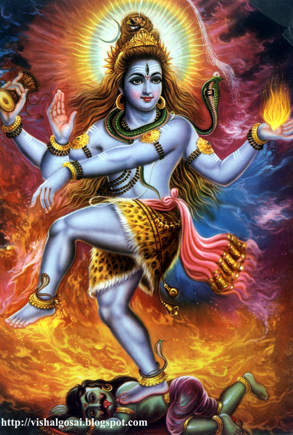 diosa shiva india: