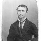 Sam Houston Hager Grandson of Martha Ann Virginia Gleaves Jenkins