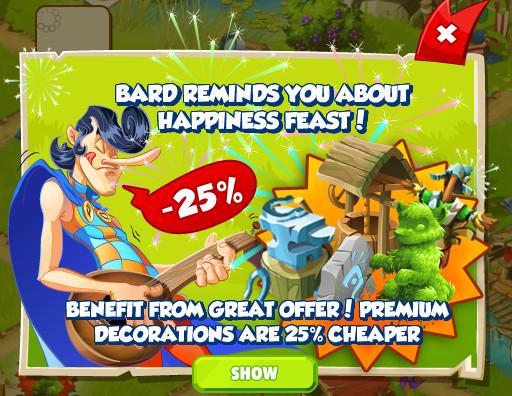 Promotion - December 6th, 2012