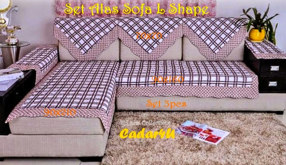 WELCOME TO FAUZIAH HOME DECOR: SOFA/ ALAS MEJA
