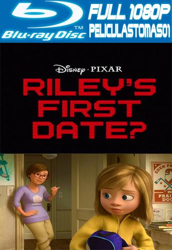 Del revés: ¿La primera cita de Riley? (2015) BDRipFull m1080p