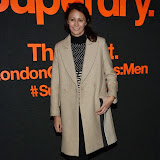 WWW.ENTSIMAGES.COM -  Caroline Rush   at   The Superdry AW14 event, London Collections: Men at The Old Sorting Office, 21-23 New Oxford Street Jan 7th 2014                                                     Photo Mobis Photos/OIC 0203 174 1069