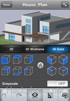 AutoCAD WS Cho IPhone, IPad