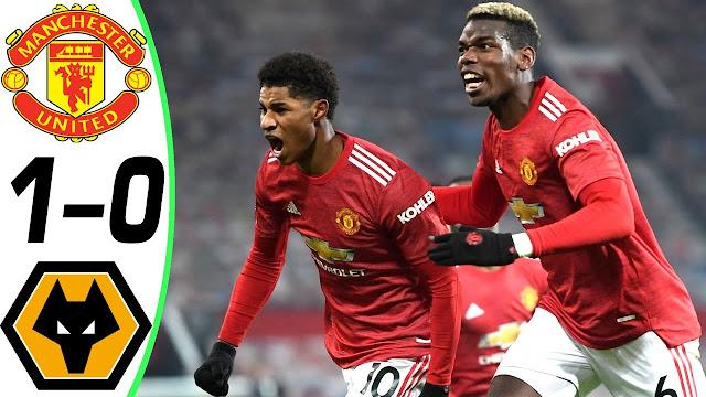 Arsenal, Manchester United Menang Perlawanan Terakhir Tahun 2020!
