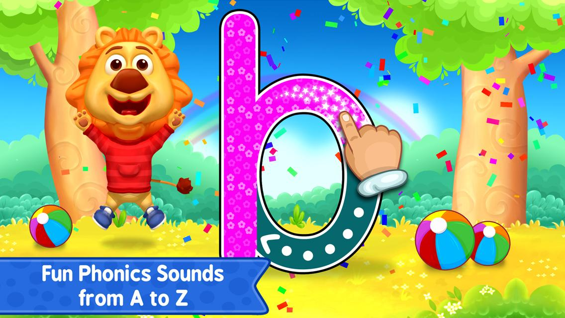 ‎Kids Games for girls boys: ABC Learning baby games on the ...