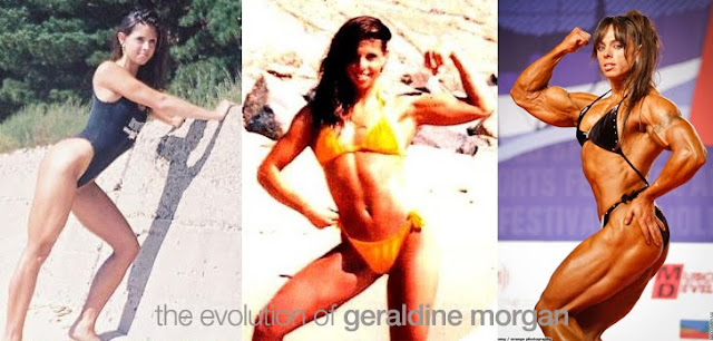 Geraldine Morgan transformation
