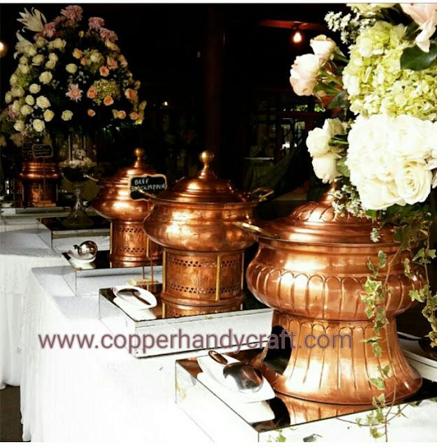 buffet catering tembaga