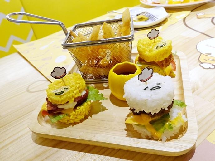 45 Gudetama Chef 蛋黃哥五星主廚餐廳 台北東區美食