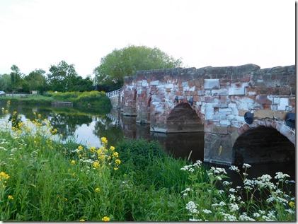 22 to eckington bridge
