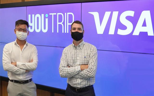 YouTrip Six-Year Partnership with Visa