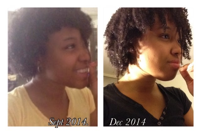 Desire My Natural Healthy Hair Challenge Fall Castor
