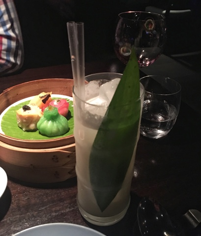 Hakkasan, Mayfair (Bruton Street) - a review of the second Hakkasan restaurant to open in London.  Michelin star cantonese cuisine.