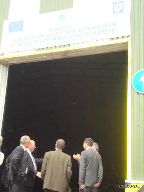 Inaugurarea statiei pentru preluarea deseurilor periculoase si a statiei pentru prelucrarea deseuril - DSC00060.JPG