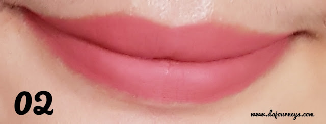 Review Purbasari Hi-Matte Lip Cream Azalea