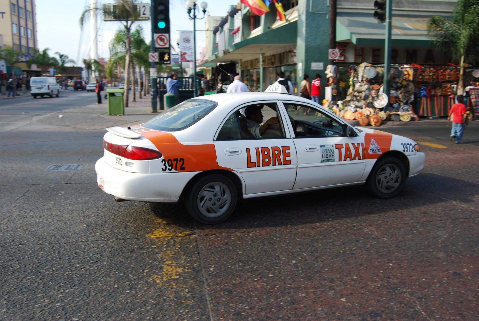 Resultado de imagen para tijuana taxis linea