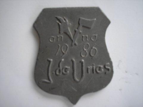 Naam: J. de VriesPlaats: GroningenJaartal: 1986