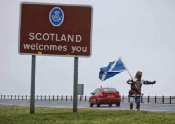 The implications of independence for Scotland