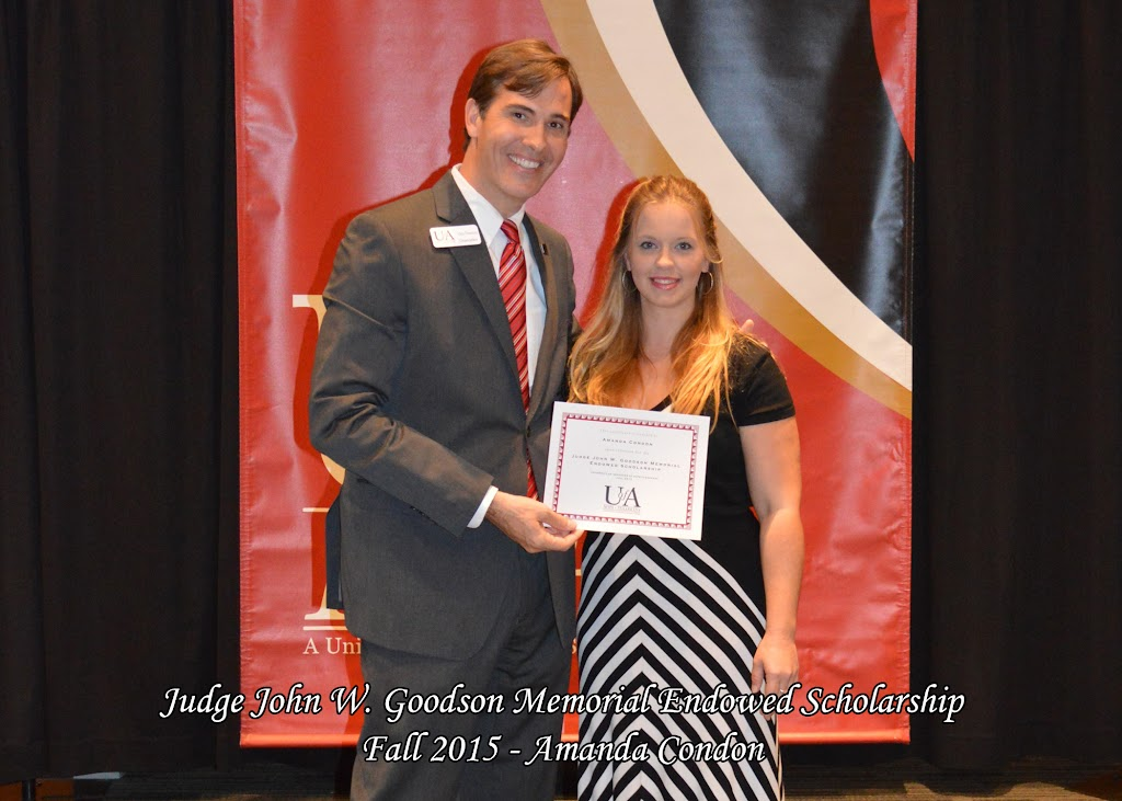 Scholarship Ceremony Fall 2015 - Judge%2BGoodson%2B-%2BAmanda%2BCondon.jpg