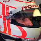 Special helmet Britain Jenson Button