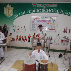 2013-10-25-Inter house Solo Instrumentalist competition