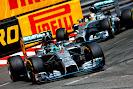 Lewis Hamilton still chasing Nico Rosberg