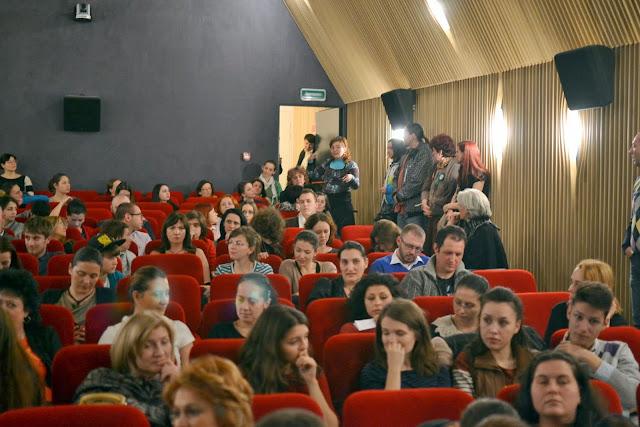Lansare film documentar Ba se poate 1199