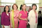Pat Auping, Carey Ogle, Jennifer Ogle and Sherri Seiber