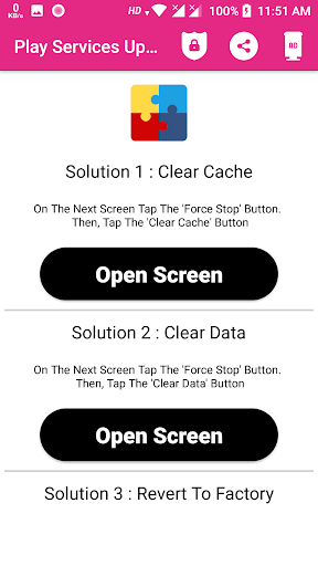 Update Services For Play 1.0.10 screenshots 3