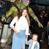 OIC - ENTSIMAGES.COM - Imogen Thomas at the   Teenage Mutant Ninja Turtles Out Of The Shadows Gala Screening  Vue West End in London  29th May 2016 Photo Mobis Photos/OIC 0203 174 1069