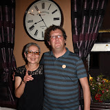 OIC - ENTSIMAGES.COM - Aya and Si at Si 21st surprise party Lemon Tree  in London 15th August 2015 Photo Mobis Photos/OIC 0203 174 1069