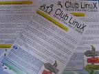 Nouvelle plaquette Club LinuX