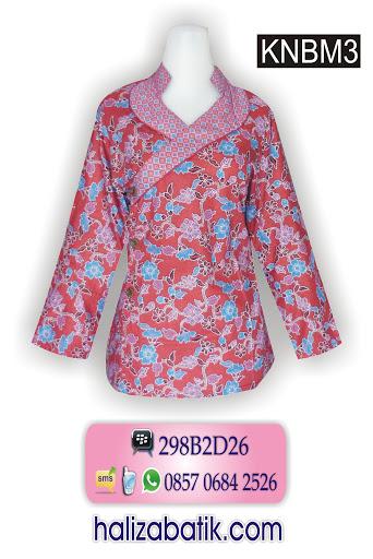 batik modern wanita, busana batik terbaru, grosir pakaian wanita
