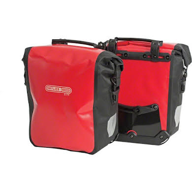 Ortlieb Front-Roller City Front Pannier: Pair
