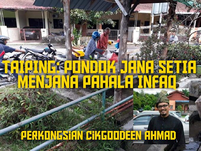 Pondok Jana Setia Menjana Pahala di Bulan Ramadhan.