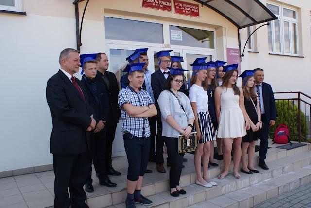 Pożegnanie klas trzecich gimnazjum - DSC06381.JPG
