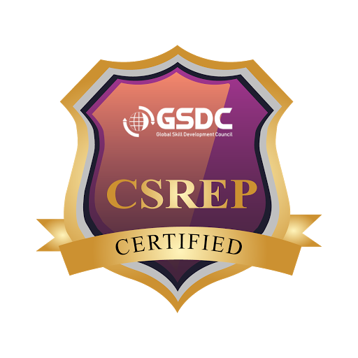 Certification Badge for Blockchain Architect