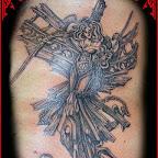 girl - Samurai Tattoo & Warrior Tattoos