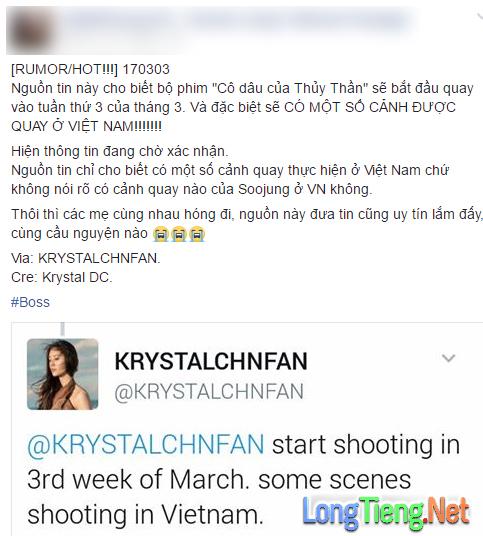 """Xôn xao tin Thủy Thần"""" mỹ nam Nam Joo Hyuk đến Việt Nam ghi hình - Ảnh 6."""
