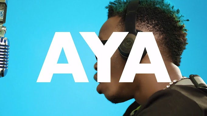 VIDEO Lyrics | Marioo – Aya| Download new song