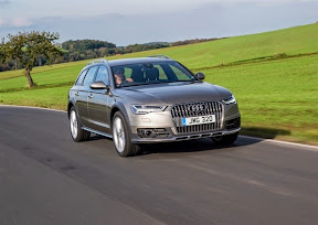 Audi upgrades A6 Allroad