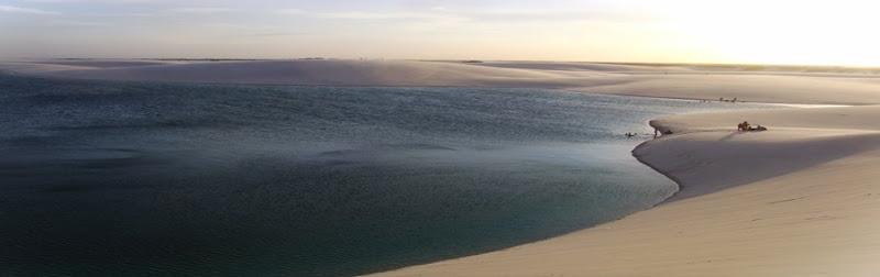 Lagoa das Emendadas – Santo Amaro do Maranhao, foto: Monique Renne